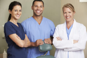 Dentist And Dental Nurses